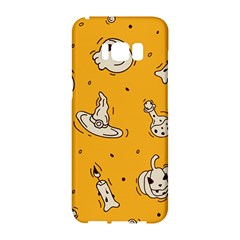 Funny Halloween Party Pattern Samsung Galaxy S8 Hardshell Case