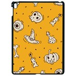 Funny Halloween Party Pattern Apple iPad Pro 9.7   Black Seamless Case Front