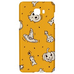 Funny Halloween Party Pattern Samsung C9 Pro Hardshell Case