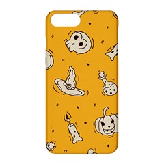 Funny Halloween Party Pattern Apple Iphone 8 Plus Hardshell Case