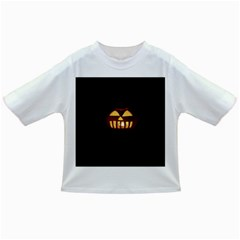 Funny Spooky Scary Halloween Pumpkin Jack O Lantern Infant/toddler T Shirts