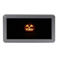 Funny Spooky Scary Halloween Pumpkin Jack O Lantern Memory Card Reader (mini)