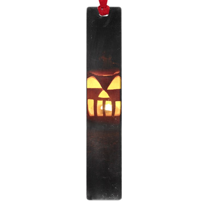 Funny Spooky Scary Halloween Pumpkin Jack O Lantern Large Book Marks