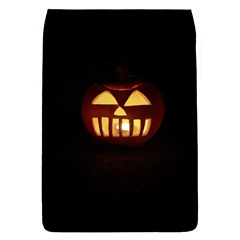 Funny Spooky Scary Halloween Pumpkin Jack O Lantern Removable Flap Cover (l) by HalloweenParty