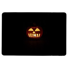 Funny Spooky Scary Halloween Pumpkin Jack O Lantern Ipad Air 2 Flip by HalloweenParty