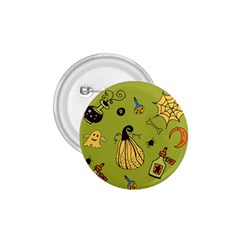 Funny Scary Spooky Halloween Party Design 1 75  Buttons by HalloweenParty