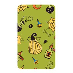 Funny Scary Spooky Halloween Party Design Memory Card Reader (rectangular) by HalloweenParty