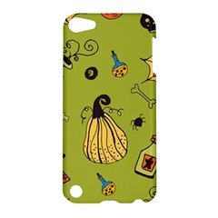 Funny Scary Spooky Halloween Party Design Apple Ipod Touch 5 Hardshell Case