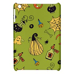 Funny Scary Spooky Halloween Party Design Apple Ipad Mini Hardshell Case