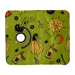 Funny Scary Spooky Halloween Party Design Samsung Galaxy S  Iii Flip 360 Case