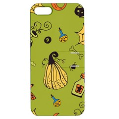 Funny Scary Spooky Halloween Party Design Apple Iphone 5 Hardshell Case With Stand