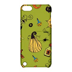 Funny Scary Spooky Halloween Party Design Apple Ipod Touch 5 Hardshell Case With Stand