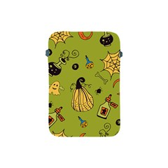Funny Scary Spooky Halloween Party Design Apple Ipad Mini Protective Soft Cases