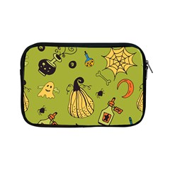 Funny Scary Spooky Halloween Party Design Apple Ipad Mini Zipper Cases