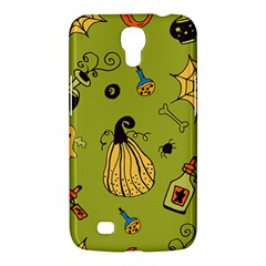 Funny Scary Spooky Halloween Party Design Samsung Galaxy Mega 6 3  I9200 Hardshell Case by HalloweenParty