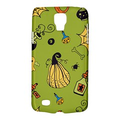 Funny Scary Spooky Halloween Party Design Samsung Galaxy S4 Active (i9295) Hardshell Case