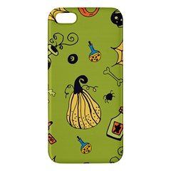 Funny Scary Spooky Halloween Party Design Iphone 5s/ Se Premium Hardshell Case