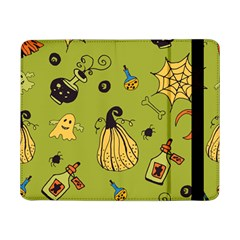 Funny Scary Spooky Halloween Party Design Samsung Galaxy Tab Pro 8 4  Flip Case