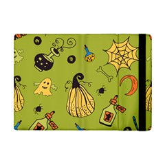 Funny Scary Spooky Halloween Party Design Ipad Mini 2 Flip Cases