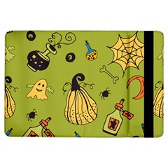 Funny Scary Spooky Halloween Party Design Ipad Air Flip
