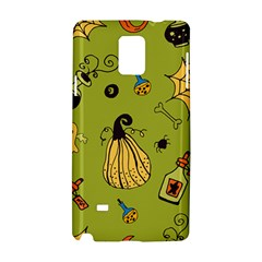 Funny Scary Spooky Halloween Party Design Samsung Galaxy Note 4 Hardshell Case