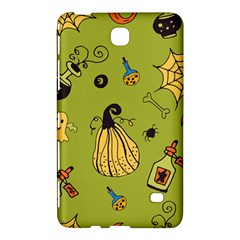 Funny Scary Spooky Halloween Party Design Samsung Galaxy Tab 4 (7 ) Hardshell Case