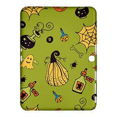 Funny Scary Spooky Halloween Party Design Samsung Galaxy Tab 4 (10 1 ) Hardshell Case