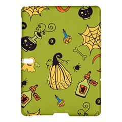 Funny Scary Spooky Halloween Party Design Samsung Galaxy Tab S (10 5 ) Hardshell Case
