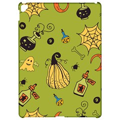 Funny Scary Spooky Halloween Party Design Apple Ipad Pro 12 9   Hardshell Case