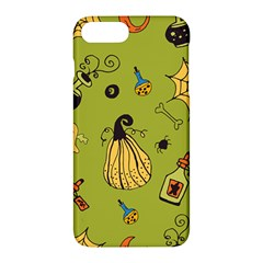 Funny Scary Spooky Halloween Party Design Apple Iphone 7 Plus Hardshell Case