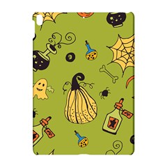 Funny Scary Spooky Halloween Party Design Apple Ipad Pro 10 5   Hardshell Case