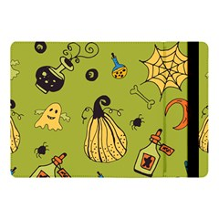 Funny Scary Spooky Halloween Party Design Apple Ipad Pro 10 5   Flip Case