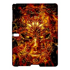 Vulcano Poster Artwork Samsung Galaxy Tab S (10 5 ) Hardshell Case  by dflcprintsclothing