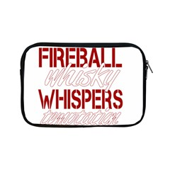 Fireball Whiskey Shirt Solid Letters 2016 Apple Ipad Mini Zipper Cases by crcustomgifts
