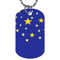 Digitalstars Dog Tag (two Sides) by lwdstudio