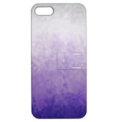 Lavender Mist Apple Iphone 5 Hardshell Case With Stand