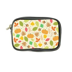 Thanksgiving Pattern Coin Purse by Valentinaart