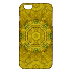 Sunshine Feathers And Fauna Ornate Iphone 6 Plus/6s Plus Tpu Case by pepitasart