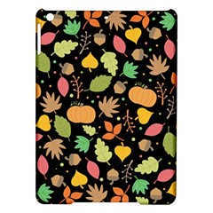 Thanksgiving Pattern Ipad Air Hardshell Cases by Valentinaart