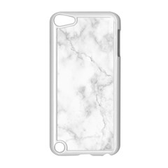 Marble Apple Ipod Touch 5 Case (white)