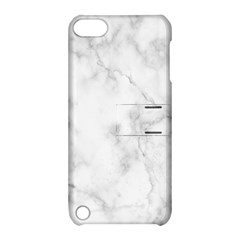 Marble Apple Ipod Touch 5 Hardshell Case With Stand