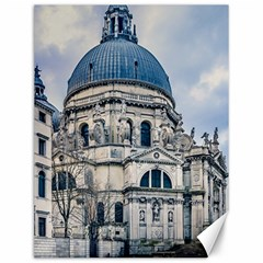 Santa Maria Della Salute Church, Venice, Italy Canvas 12  X 16