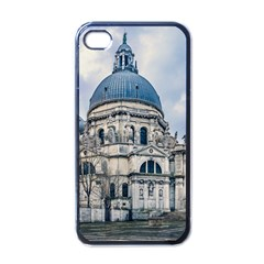 Santa Maria Della Salute Church, Venice, Italy Apple Iphone 4 Case (black) by dflcprintsclothing