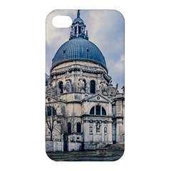 Santa Maria Della Salute Church, Venice, Italy Apple Iphone 4/4s Premium Hardshell Case by dflcprintsclothing