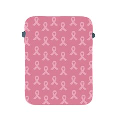 Pink Ribbon   Breast Cancer Awareness Month Apple Ipad 2/3/4 Protective Soft Cases