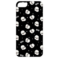 Cute Kawaii Ghost Pattern Apple Iphone 5 Classic Hardshell Case