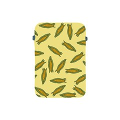 Corn Pattern Apple Ipad Mini Protective Soft Cases by Valentinaart