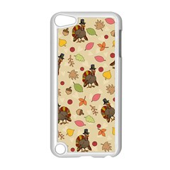 Thanksgiving Turkey Pattern Apple Ipod Touch 5 Case (white)