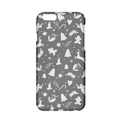 Christmas Pattern Apple Iphone 6/6s Hardshell Case by Valentinaart