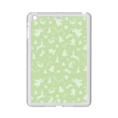 Christmas Pattern Ipad Mini 2 Enamel Coated Cases by Valentinaart